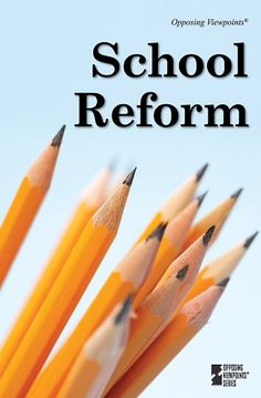 Essays on education reform