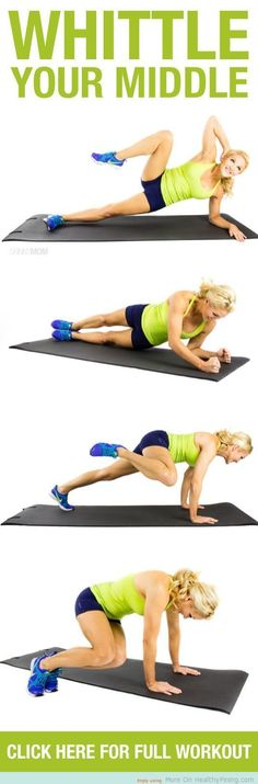 Core Exercises Workouts