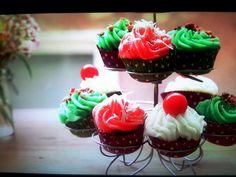 mexican independence day cupcakes - Buscar con Google