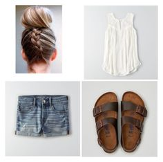 """""""AE"""" by lillyfashionobsessed ❤ liked on Polyvore featuring American Eagle Outfitters"""