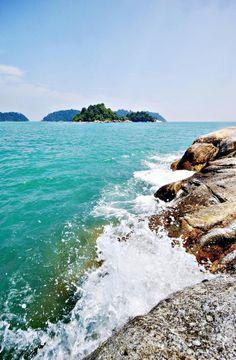 Pulau Giam / Pulau Pangkor #Malaysia #Islands -  Perlen vor Peraks Küste » Malaysia Urlaub