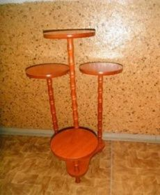 Květinový stolek - 1