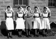 Canadian Nursing Sisters 1943