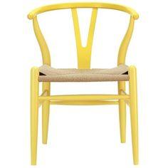 Mineola Side Chair YELLOW – Apt2B