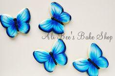 Making Blue Butterflies