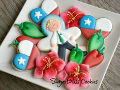 SugarBliss Cookies: SugarBliss Missionary