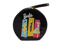 Hatbox Barbie case