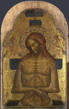 The Dead Christ Artist: Italian, Venetian Date made: 1350-1400 Source: www.nationalgalleryimages.co.uk/ Contact: picture.library@nationalgallery.co.uk