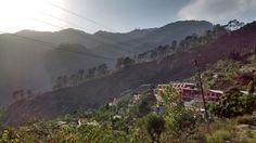 #sunlight #mountains
