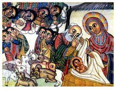 Eritrean Orthodox Icon