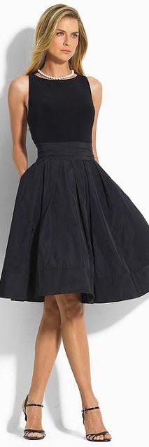 Маленькое черное платье Коко Шанель. ФОТО   MODA блог