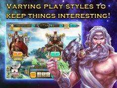 Slots - Titan's Way App by TOPGAME. Casino apps.