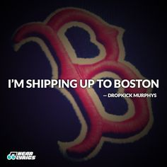 Dropkick Murphys #BostonStrong