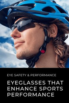 In most sports, vision drives performance. Learn to choose the best sports eyewear for safety and performance. Eye Safety, Oakley Sunglasses, Eyeglasses, Eyewear, Sports, Wedding, Fashion, Hs Sports, Valentines Day Weddings
