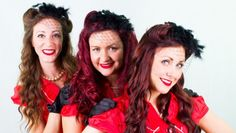 The Daisies are a vocal harmony group based in Derbyshire. In addition to performing wartime songs these all singing and dancing musical gals also perform a tribute to The Andrews Sisters, Songs Through the Decades and a Motown option! Talent right there ladies and gents!