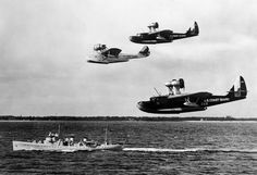 USCG flying boats off MiamiFlying Boats - Google Search