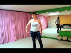 short belly dance shimmy tip! Drill this and you'll have a great Walking Shimmy!