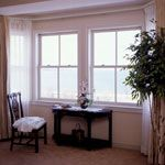 Love these andersen windows in the 2 different sizes for Double hung patio doors