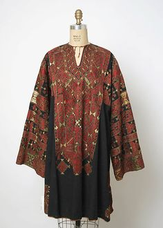Tunic: Date: late 19th century  Culture: Pakistani