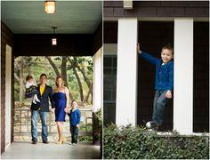 Landa Library | San Antonio Texas | Jennie Sue Photography