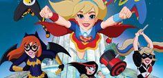 A DC Entertainment e Warner Bros.anunciaram que vão expandir a sua linha de brinquedos Super Hero Girls para as séries animadas, começando com um filme que será lançado em agosto deste ano! Além de apresentar uma história que gira em torno das heroínas do universo DC, o filme animado também contará com estrelas dos quadrinhos …