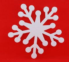 Śnieżynka, Gwiazdki model 19 100cm