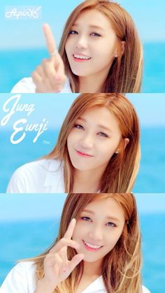 Image via We Heart It #eunji #apink