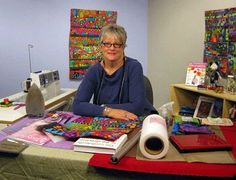 Many art quilters find fusible web indispensable for quilt making. Fusible web is basically a sheet of glue that melts when you press fabric onto it with a hot iron, sticking the pieces of fabric together. Quilt artist Jamie Fingal uses Mistyfuse fusible for all her quilt making. Because art quilts are not meant to…