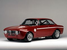 alfa romeo giulia gta junior 1300 competizione - 1968-75