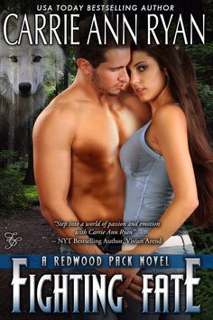 The Redwood Pack Princess has found her mate...but will she keep him? Fighting Fate http://amzn.to/1hIgBoo