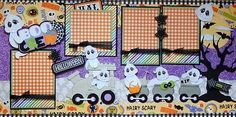 Boo-Crew-Halloween-2-premade-scrapbook-pages-layout-paper-piecings-for-album