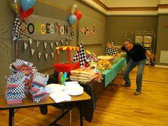 Pinewood Derby Birthday