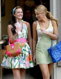 Blair & Serena Style, Gossip Girl