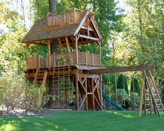 playhouse with sandbox - Google Search
