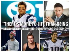 """A Super Bowl ring would look nice on these guys, too (from Pats pal """"Dan the… Best Football Team, Football Baby, National Football League, Patriots Memes, Patriots Fans, Patriots Logo, Go Pats, New England Patriots Football, Boston Strong"""