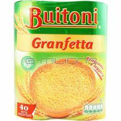 FETTE BISCOTTATE GRANFETTA BUITONI GR 400