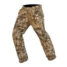 c8923560df3 Kryptek Men s Vellus Insulated Fleece Pants Polyester Highlander Camo  Review Camo Hunting Pants