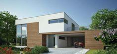 Ein Bauhaus in elegantem Stil