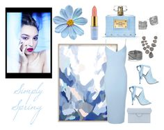 """Simply Spring 🦋"" by jbeb ❤ liked on Polyvore featuring Disney, Kendall + Kylie, Boohoo, Roksanda, Marcia Moran, Kate Spade and David Yurman"