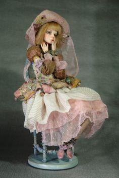 новая кукла - Кукольный уголок
