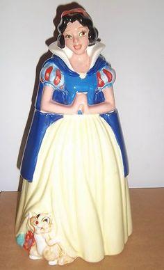 Disney Snow WhiteCookie Jar