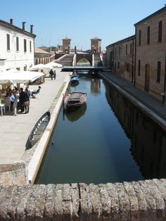 "Comacchio - ""Sophia Loren and the eels of Comacchio"" by @vagobond"