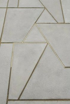 Geometry with gold? Sold