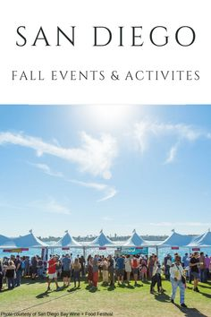Find the best fall things to do in San Diego including annual events, Halloween activities at theme parks, apple picking, free hikes, and more. Visit San Diego, San Diego Zoo, Fall Things, Things To Do, Legoland California, California Travel, La Jolla San Diego, Surf Competition, Family Vacation Destinations