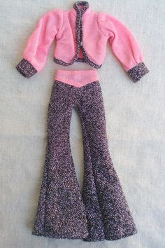 buy celine luggage mini - Barbie doll mego cher vintage fashion pink panther w fur hat pants ...