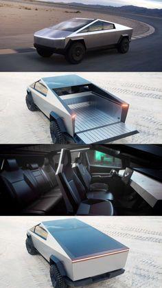 Tesla Motors, Pickup Trucks, Lifted Trucks, Lifted Silverado, Chevrolet Silverado, Nikola Tesla, Eco Friendly Cars, Smart Car, Futuristic Cars