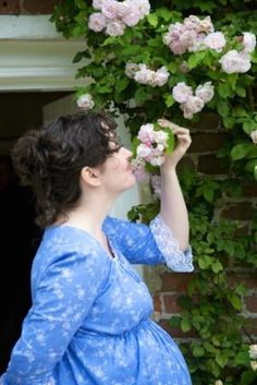 Jennie Chancey at Chawton Cottage, 2009