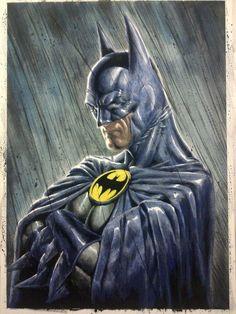 Batman by Ed Tadeo *