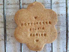 Graduated Scottish cookies