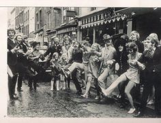 Swinging 60s and carnaby street are close to our hearts